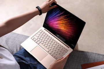 Ноутбук Xiaomi Mi Notebook Air 13