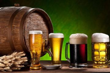 Пиво в бочке