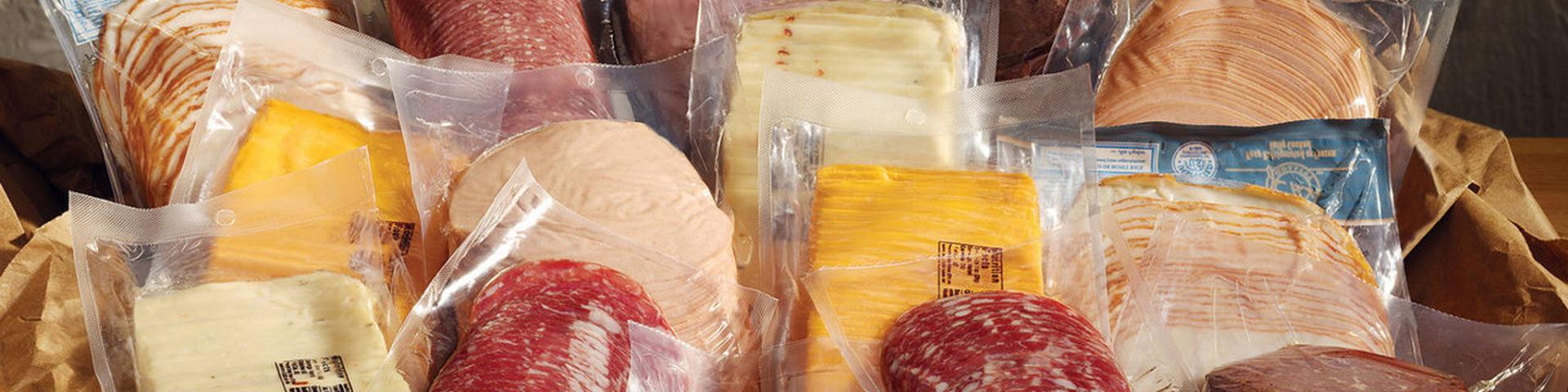 Вакуумный упаковщик продуктов
