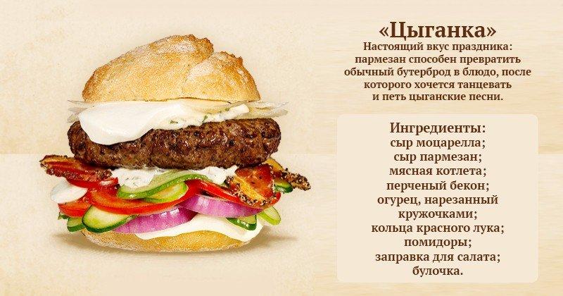 Бургер Цыганка