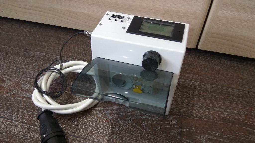 Регулятор мощности ТЭНа с контролем температуры