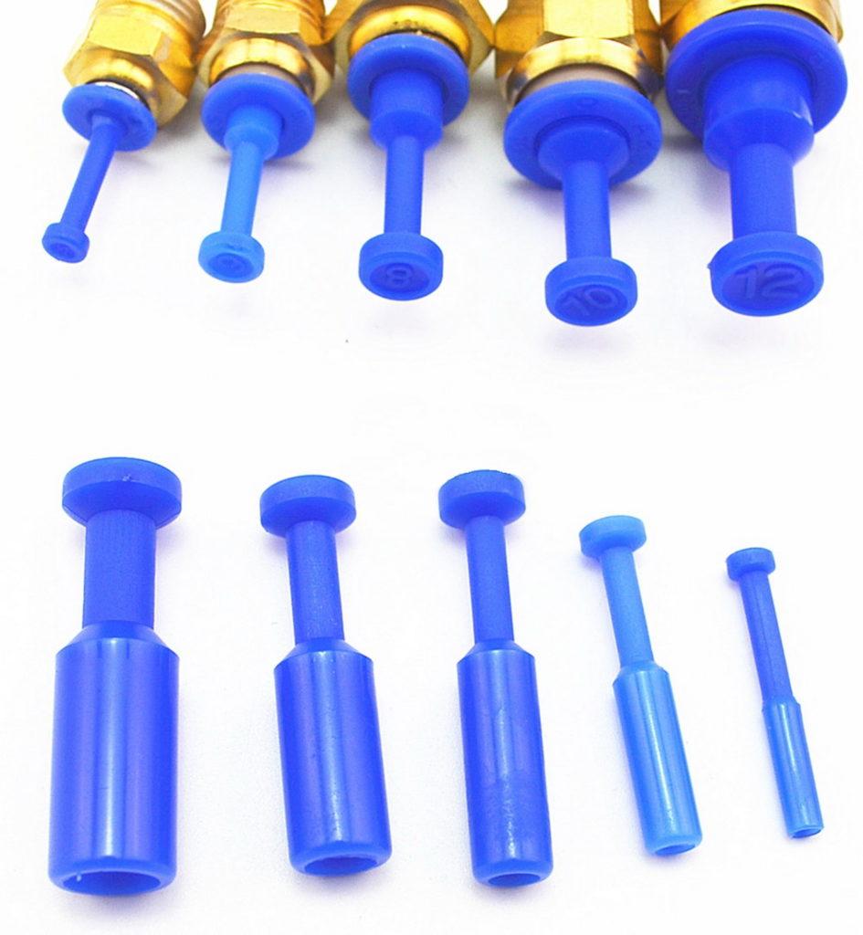 Заглушка быстросъемного соединения 10 мм