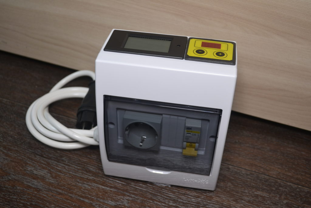 Регулятор мощности ТЭНа с электронным управлением