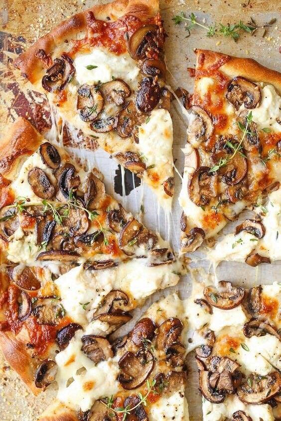 Сочетание пиццы и вина