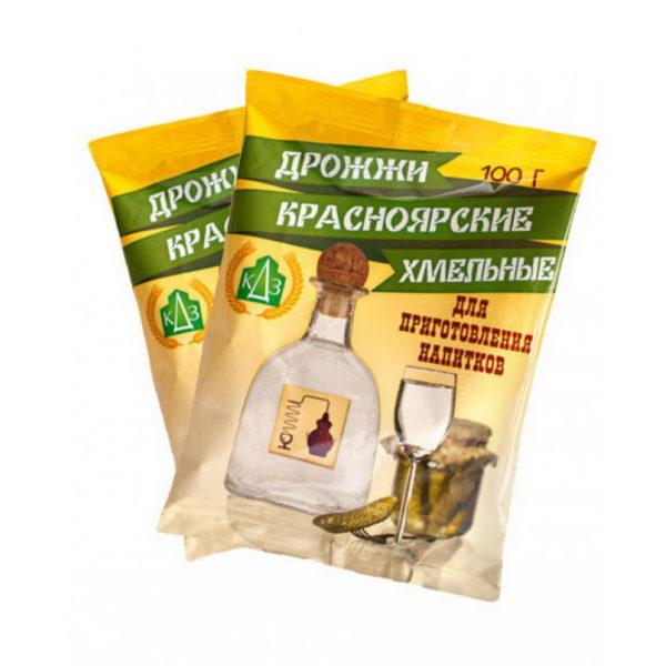 Спиртовые дрожжи Красноярские