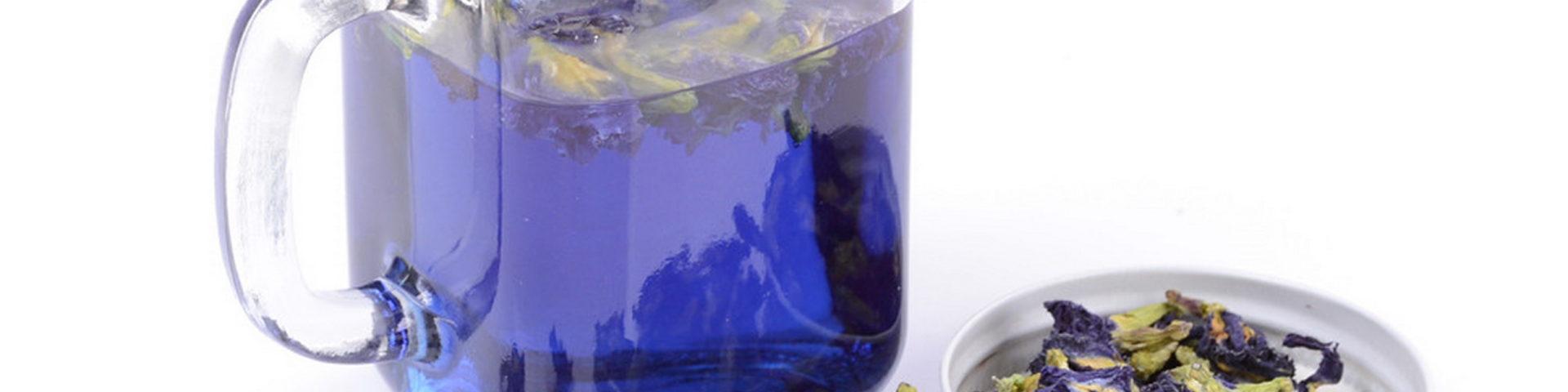 Тайский синий чай