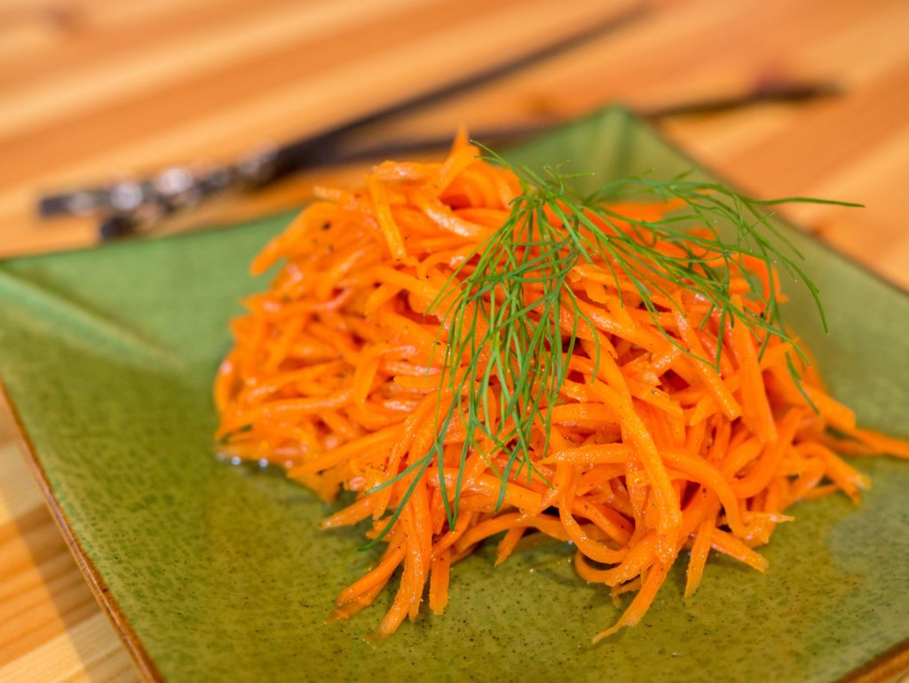 Морковь по корейский рецепт в домашних условиях  180