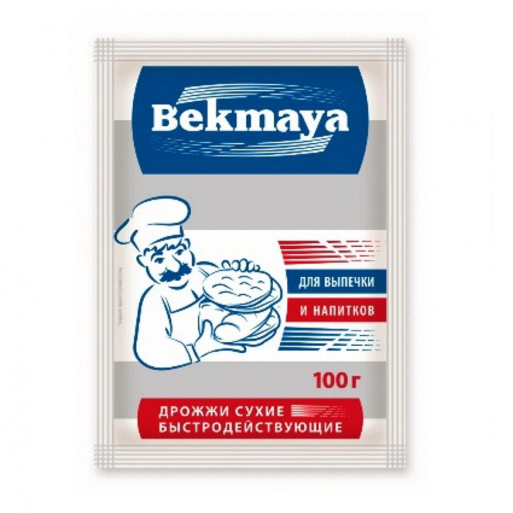 Дрожжи Bekmaya (Бекмая) 100гр