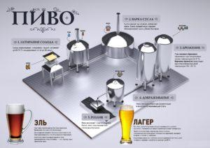 Пивоварение. Температурные паузы