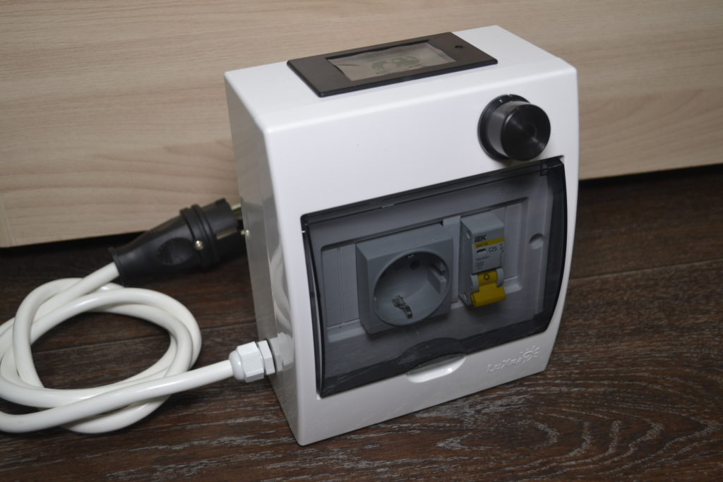 Регулятор мощности ТЭНа до 3,5 кВт