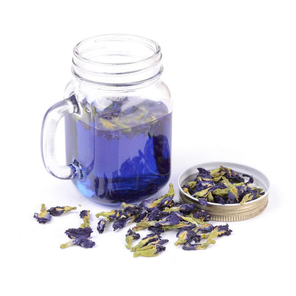 Синий чай (Тайланд)