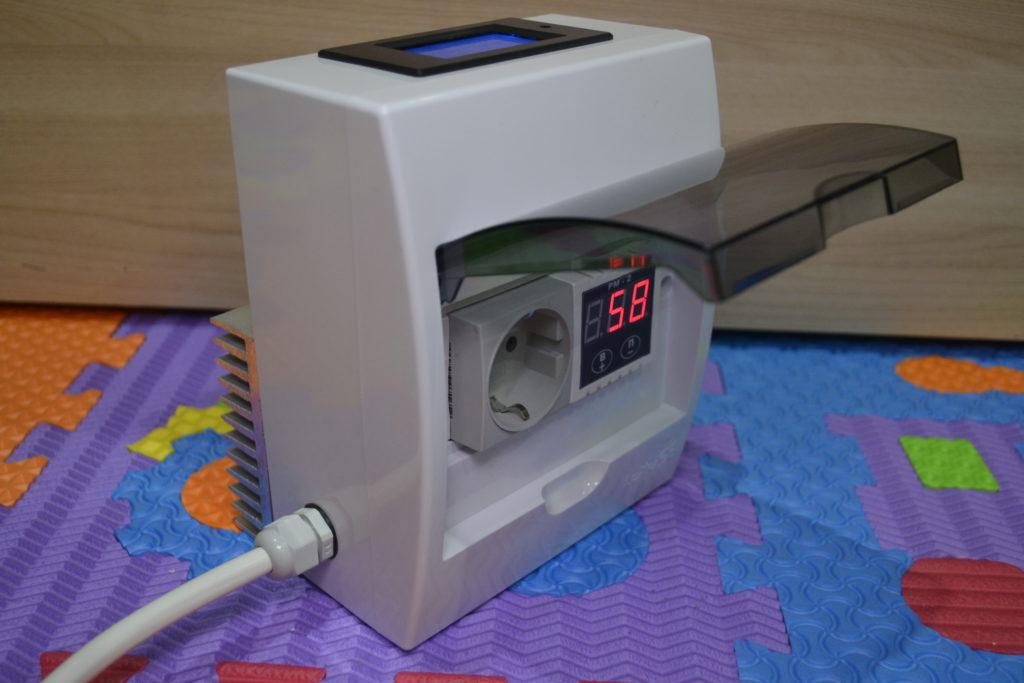 Регулятор мощности ТЭНа до 3,5 кВт – РМ-2 (высокоточный)
