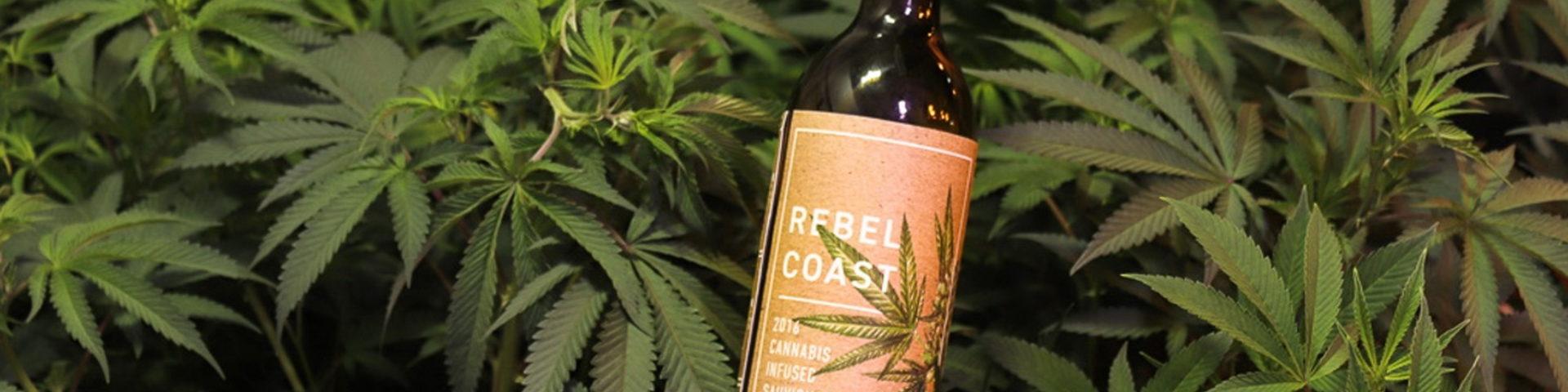 вино с марихуаной